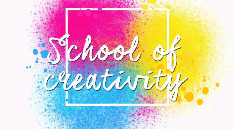 Training course – School of creativity