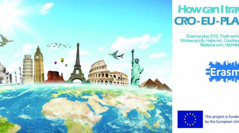 Kako putovati svijetom za 0 kuna? Osobna iskustva: EVS, Erasmus +, Couchsurfing, Workaway.info
