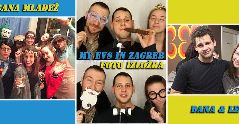Europska volonterska služba u Hrvatskoj – Foto izložba