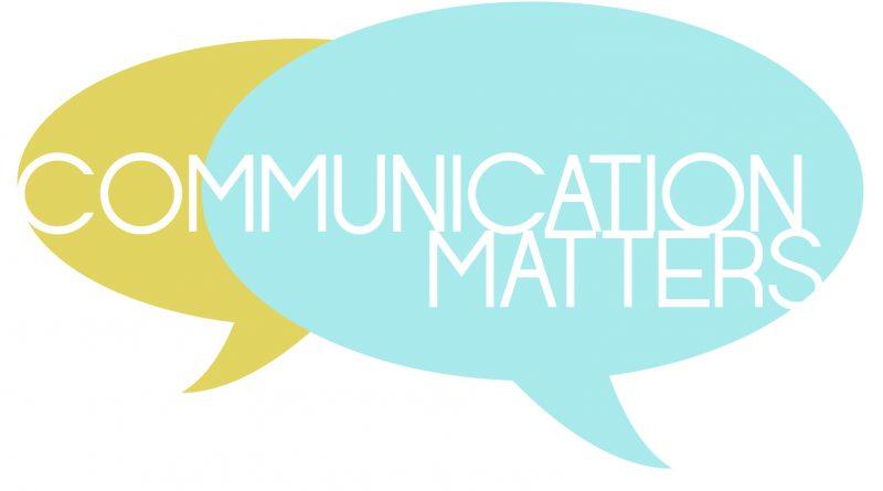 Communication Matters TC III